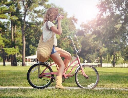 andando-bicicleta